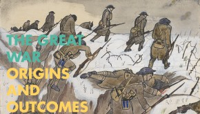 The Great War part I: Britain's responsibility for war